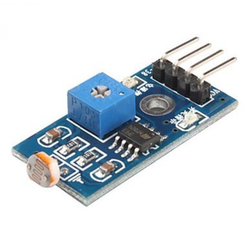 Датчик света аналоговый / Купить в магазине Arduino Pro