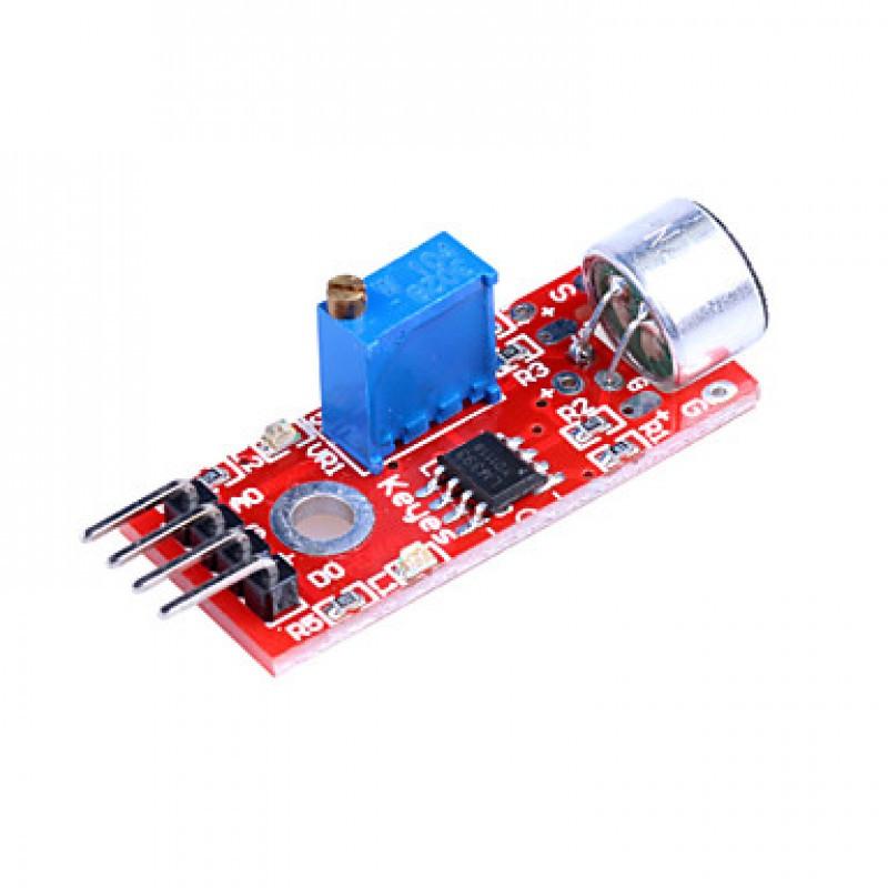 Датчик шума аналоговый + цифровой / Купить в магазине Arduino Pro