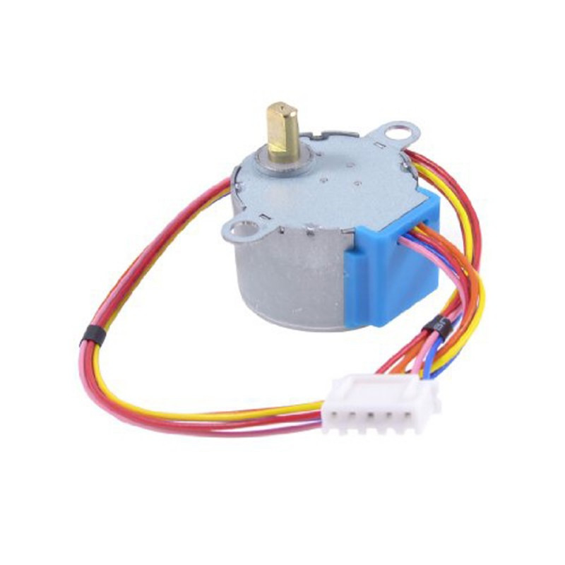 Шаговый двигатель 28YBJ-48 / Купить в магазине Arduino Pro